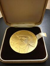 Dutch Medal In Honor of the Opening of the Van Gogh Museum, 1973 with case / M59