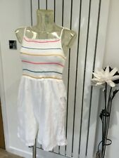 BMWT GIRLS  MARKS & SPENCER SUMMER PLAYSUIT AGE 13/14 YEARS