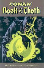 NEW Conan and the Book of Thoth GRAPHIC NOVEL Comic BOOK Kurt Busiek Barbarian