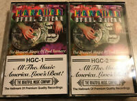 HAWAIIAN STEEL GUITAR MUSICAL MAGIC OF BUD TUTMARC THE MUSIC CASSETTE VOL 1& 2