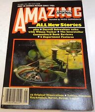 Amazing Stories - US Digest - Vol.54 No.1 - May 1980 - James Quinn, Sharon Lee