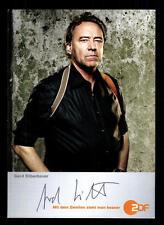 Gerd Silberbauer Soko 5113 Autogrammakarte Original Signiert # BC 39909