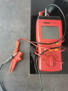 Beha Amprobe 93530-D Isolationsmessgerät 100 V, 250 V, 500 V, 1000V 1 MΩ