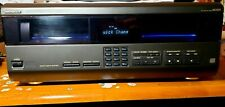 Technics SL-MC7 Mega 110+1 CD Changer Compact Disc Player Tested With Remote