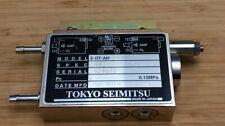 Tokyo Seimitsu Pulsation Compensator Air Micrometer E-DT-AH-110