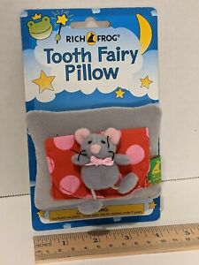 Tooth Fairy Pillows Rich Frog