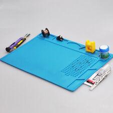Heat Insulation Working Mat Heat Resistant Soldering Station Repair