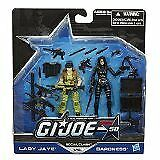 G.I. Joe, 50th Anniversary Action Figure Set, Social Clash [Lady Jaye vs.
