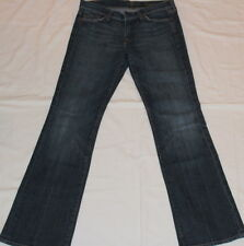 Seven 7 for All Mankind Women's Jeans Bootcut Size 28 Medium Wash FREE SHIP!