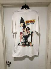 Vintage 90s Fast Times At Ridgemont High Movie Promo T Shirt XL Spicoli Surfing