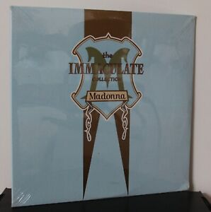 "Madonna 2xLP ""Immaculate Collection"" ~ Sire/Warner Bros, 1990 Club ~ SEALED"