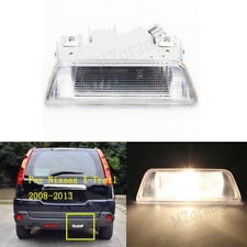 For Nissan X-Trail T31 2008 09-2013 Rear Bumper Lamp Light Reflector White Right