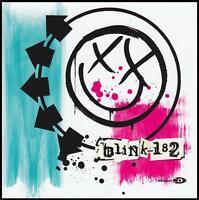 BLINK 182 - SELF TITLED Enhanced CD w/BONUS Track ~ 00's PUNK ROCK *NEW*
