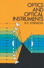 Optics and Optical Instruments: An Introduction (Paperback or Softback)