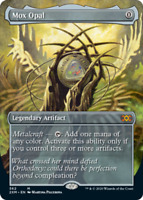 Mox Opal - Borderless x1 Magic the Gathering 1x Double Masters mtg card