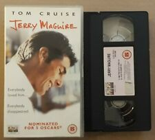 JERRY MAGUIRE / PAL VHS / TOM CRUISE