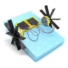 Solar Boat Toy Kit Propeller Motor Shaft DIY Model Hobby Learning School Kids