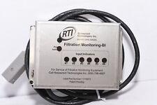 Rti Restaurant Technologies Inc Filtration Monitoring Bi 11716573 Used