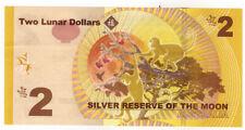 Billet Australie / Australia : 2 Lunar dollars 2016 / UNC