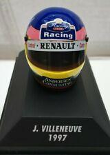 1:8 Minichamps Jacques Villenueve Helmet Williams 1997