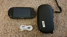 ***PS VITA SLIM - GREAT CONDITION! WITH CHARGING WIRE + FREE CARRY CASE!*** #463