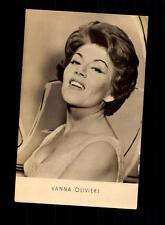 Vanna Olivieri VEB Verlag Postkarte ## BC 97718