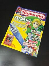 Official Nintendo Magazine #64 January SNES N64 Gameboy