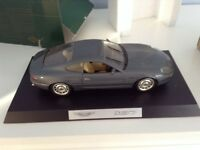 GUITOY - ASTON MARTIN DB7 VANTAGE - SCALE 1:18 - OPENING DOORS ETC - EXCELLANT