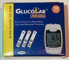 Glucolab Auto-coding Blood Glucose Test Strips (50 Test Strips)