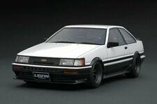 Toyota Corolla Levin 2Door GT Apex (AE86) White/Black