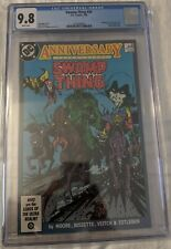 Swamp Thing #50 (1986) 1st Justice League Dark & Great Evil Beast CGC 9.8 WP