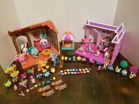 Animal Jam lot - over 45 figures/pieces - NICE!