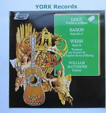 TV 34538S - LOGY / BARON / WEISS - Guitar Works WILLIAM MATTHEWS - Ex LP Record