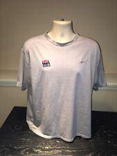 Nike Fit Dry Dream Team USA Olympics Basketball Fitness T Shirt Mens Large