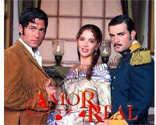 Amor Real..Telenovela Completa Mexicana 19 Dvds