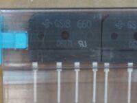 Vishay 6A 600v Bridge Rectifier / OEM US GSIB660 606G 606 GSIB-5S Single GSIB