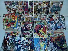 Amazing Spider-Man 329-406 (miss 6bks) Ann 22-27, more! SET! 83 books  (b#14346)