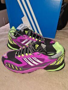 Mens Adidas Torsion TRDC Trainers UK 9 Rrp £100