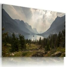 ARIZONA MOUNTAINS FOREST CANVAS WALL ART PICTURE AZ277 MATAGA UNFRAMED-ROLLED