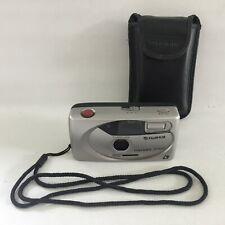 Fujifilm Fotonex 20 Auto APS Compact Film Camera in original case Tested Working
