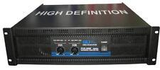 "Gli Pro Pvx5000 Pro 19"" Rack Mountable Stereo Power Amplifier , 5000 Watts Max"