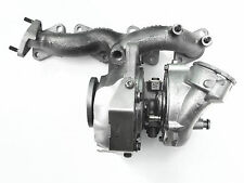 Turbocharger Without Electronics Audi Seat Skoda VW 2.0 TDi BMN BMR BUY BUZ