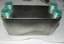 40 plates Stainless steel heat exchanger chiller