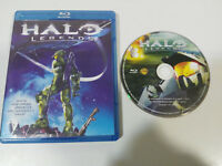 HALO LEGENDS SIETE HISTORIAS BLU-RAY ESPAÑOL ENGLISH GERMAN FRANCAIS &