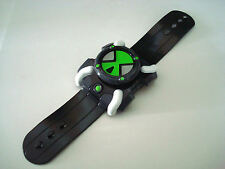 BEN 10 ten omnitrix FX 2006 rare watch avec Lumières & Sons Jouet w / instructions