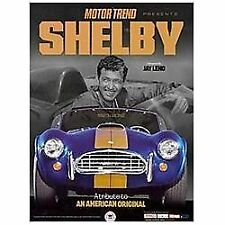 New -Motor Trend Shelby : A Tribute to an American Original by Edward Loh book