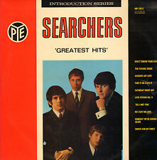 SEARCHERS - GREATEST HITS (1965  INTRODUCTION SERIES VINYL LP HOLLAND ONLY)