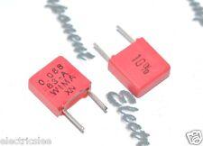 10pcs - WIMA MKC2 0.068uF (0.068µF 0,068uF 68nF) 63V 10% pich:5mm Capacitor