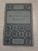 Epitteto - MANUALE - Versione di Leopardi - 1942 - Principato