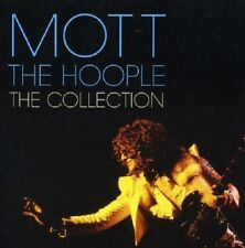 Mott The Hoople The Collection CD NEW SEALED All The Young Dudes/Foxy Foxy+